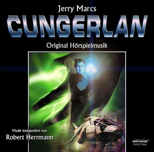 Herrmann, Robert - CUNGERLAN - Original Hörspielmusik