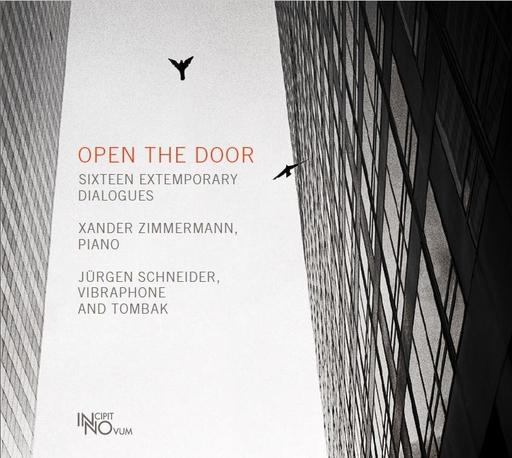 Zimmermann, Xander & Schneider, Jürgen - Open the Door