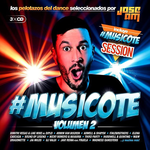 Various Artists - Various Artists - #Musicote Vol. 2