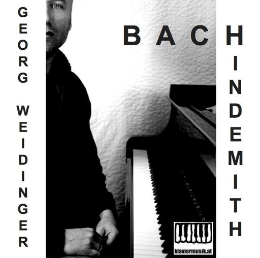 Weidinger, Georg - Bach Hindemith