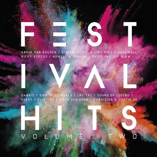 Various Artists - Various Artists - Festival Hits Volume Two
