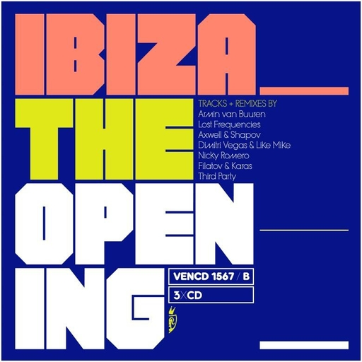Various Artists - Various Artists - Ibiza - The Opening
