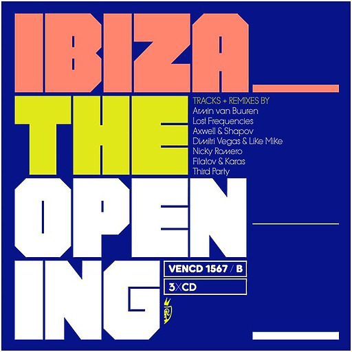 Various Artists - Ibiza - The Opening
