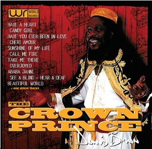 Dennis Brown - Dennis Brown - The Crown Prince