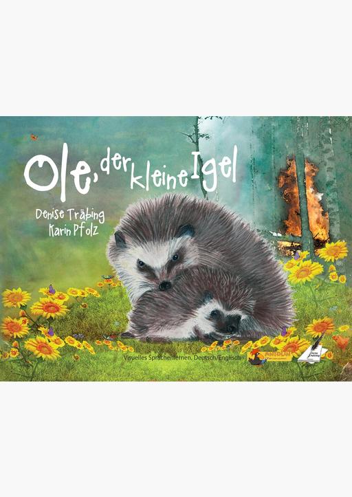 Träbing Denise & Pfolz Karin - Ole, der kleine Igel/Ole, the little hedgehog