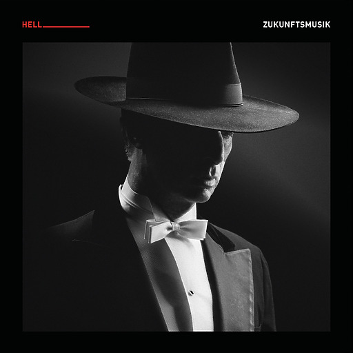 DJ Hell - Zukunftsmusik (Colored limited version LP)