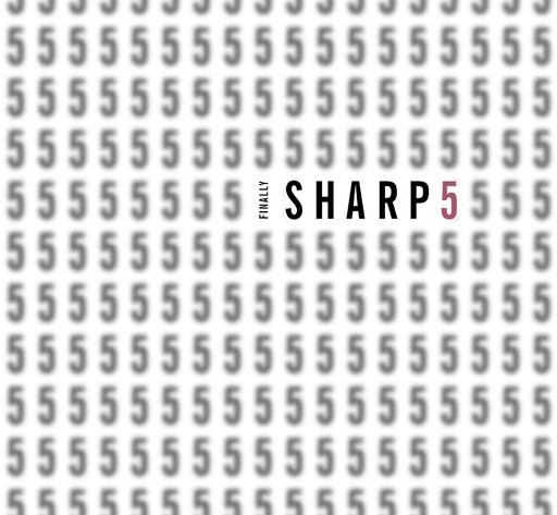 SHARP5 - Finally