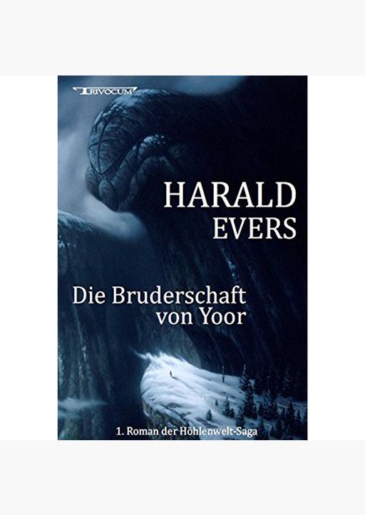 Evers, Harald - Die Bruderschaft von Yoor