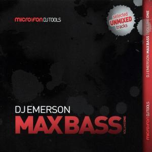 DJ Emerson - Max Bass, Vol. 1