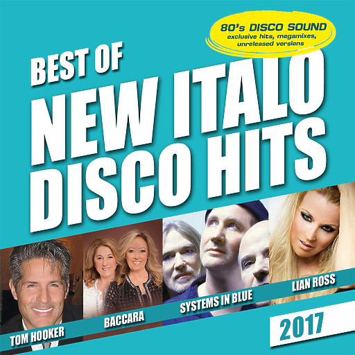 Various Artists - Best of New Italo Disco - 2017