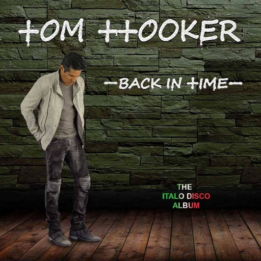 Tom Hooker - Back in Time (European edition)
