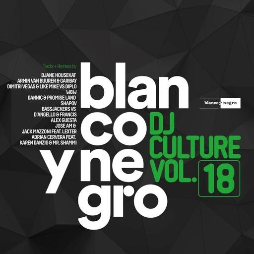 Various Artists - Various Artists - Blanco Y Negro DJ Culture Vol.18