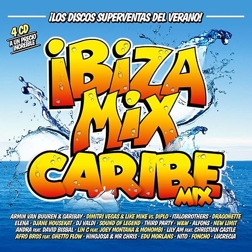 Various Artists - Ibiza Mix + Caribe Mix 2017