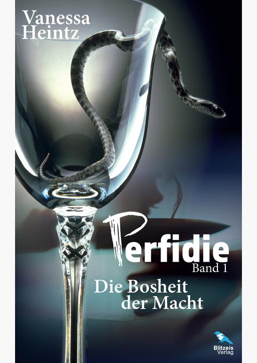 Vanessa Heintz - Perfidie - Die Bosheit der Macht - Band 1