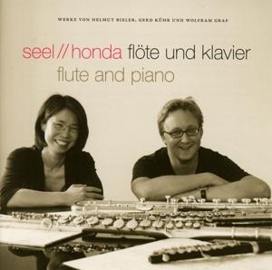 Chie Honda & Martin Seel - Seel/Honda: Flöte und Klavier
