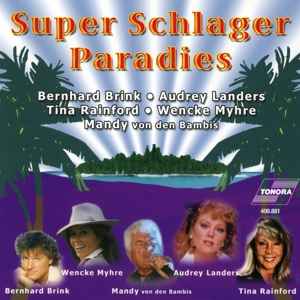 Various Artists - Super Schlager Paradies