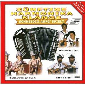 Various Artists - Zünftige Harmonika Klänge