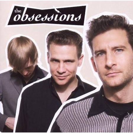 The Obsessions - The Obsessions