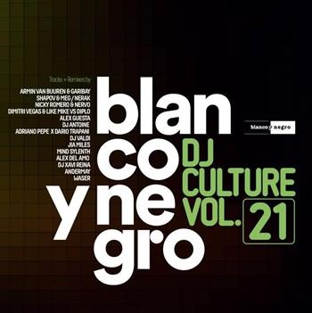 Various Artists - Various Artists - Blanco Y Negro DJ Culture Vol.21