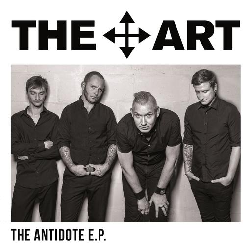 The Antidote E.P. - The Antidote E.P. - The Art