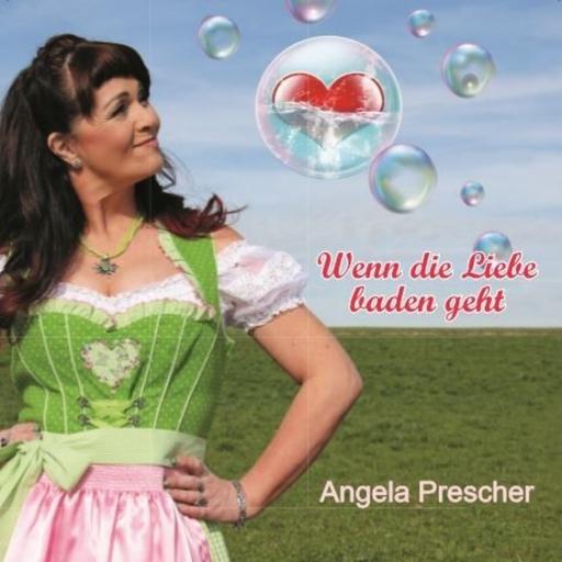 Angela Prescher - Wenn die Liebe baden geht
