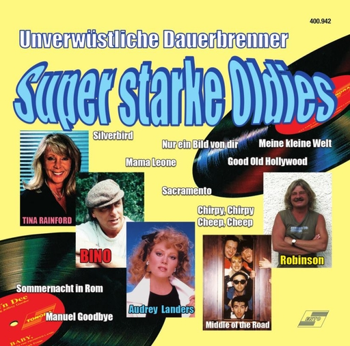 Various Artists - Various Artists - Super starke Oldies