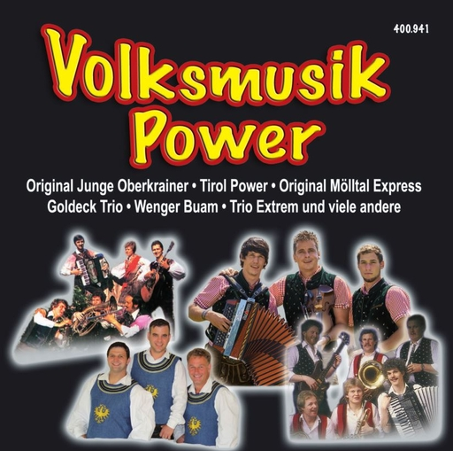 Various Artists - Volksmusik Power