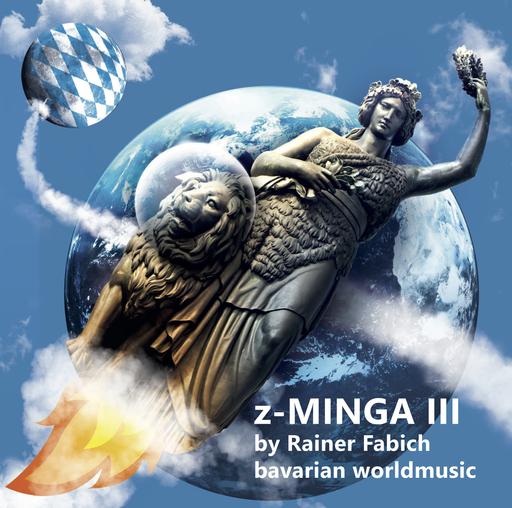 Rainer Fabich - z-Minga III
