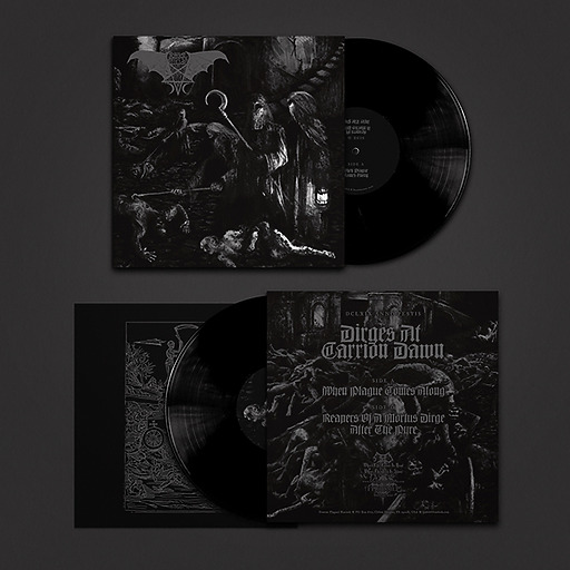 Ritual Suicide - Ritual Suicide - Dirges At Carrion Dawn