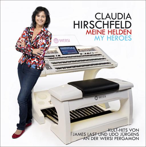 Claudia Hirschfeld - Meine Helden - My Heroes