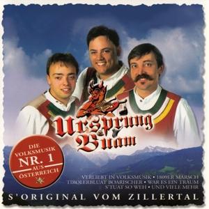 Ursprung Buam - s'Original vom Zillertal