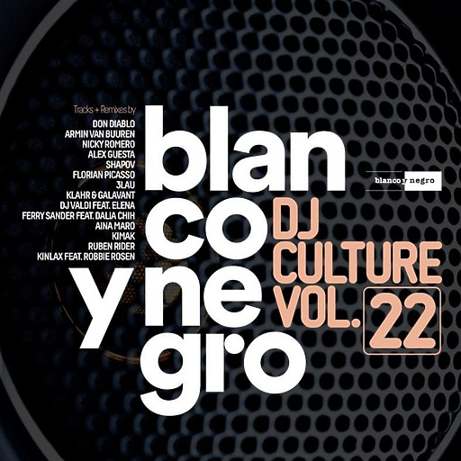Various Artists - Blanco Y Negro DJ Culture Vol.22
