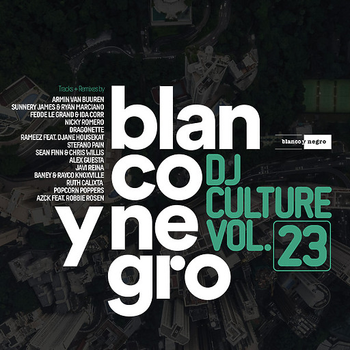 Various Artists - Blanco Y Negro DJ Culture Vol.23