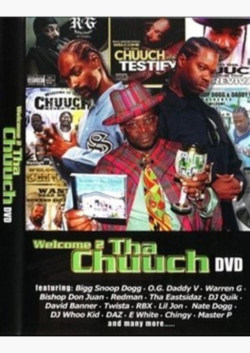 Various Artist - Welcome 2 Tha Chuuch