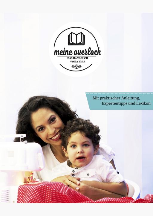 Metzler, Constanze & Hildebrand, Annette - Meine Overlock