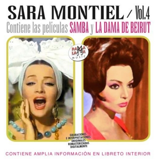 Sara Montiel - Vol.4 Contiene las peliculas
