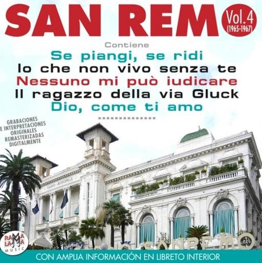 Various Artists - Various Artists - San Remo Vol.4 (1965 - 1967)
