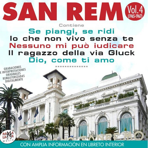 Various Artists - San Remo Vol.4 (1965 - 1967)