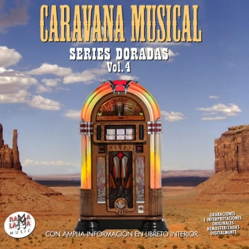 Various Artists - Caravana Musical Series Doradas Vol.4