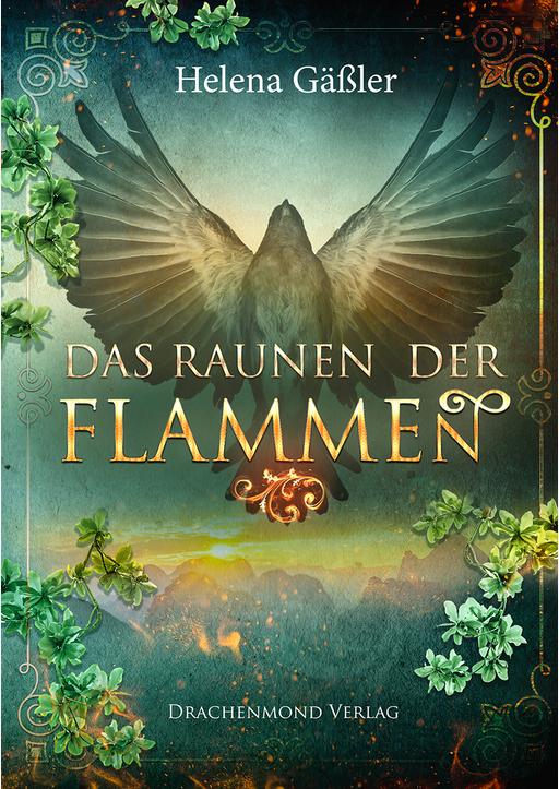 Gäßler, Helena - Das Raunen der Flammen