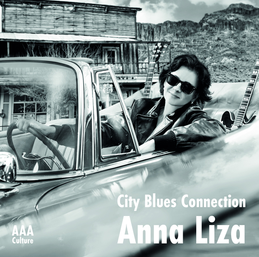 Anna Liza - City Blues Connection