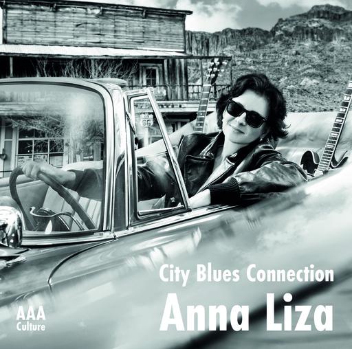 Anna Liza - City Blues Connection
