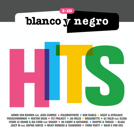 Various Artists - Various Artists - Blanco y Negro Hits