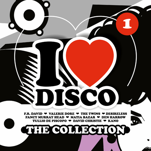 Various Artists - Various Artists - I Love Disco Collection, Vol. 1