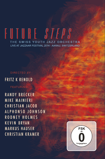 Swiss Youth Jazz Orchestra - Swiss Youth Jazz Orchestra - Future Steps