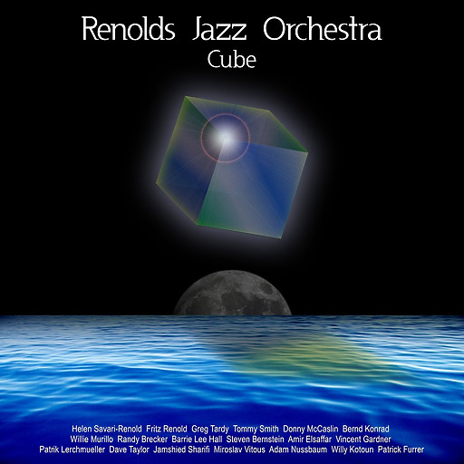 Renolds Jazz Orchestra - Cube
