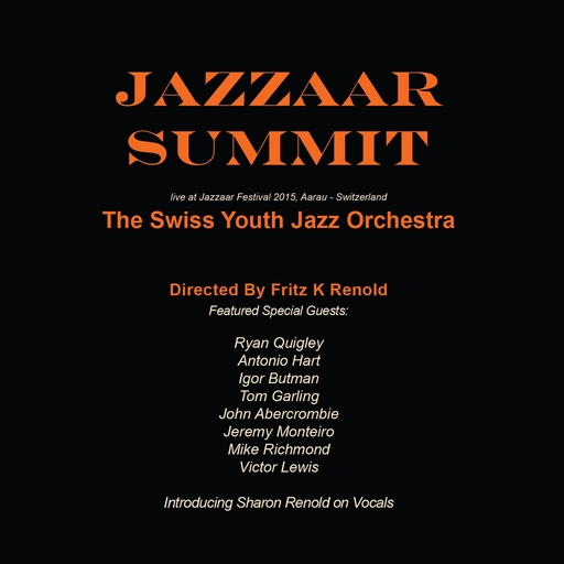 Swiss Youth Jazz Orchestra - Jazzaar Summit