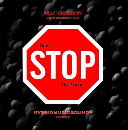 Mac Gordon - Don't Stop The Music