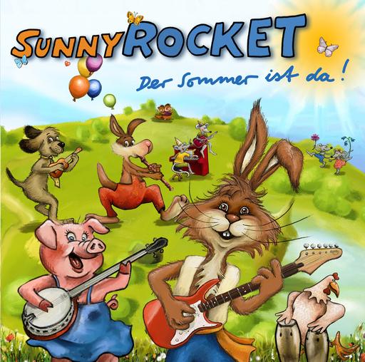Sunny Rocket - Sunny Rocket - Der Sommer ist da