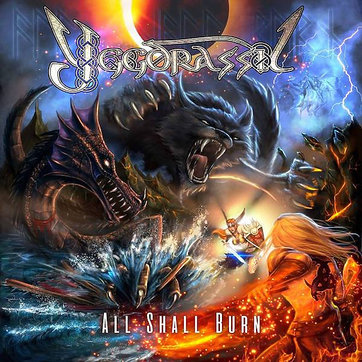 Yggdrasil - All shall burn
